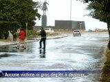 Cuba: le front de mer de la Havane balayé par les vagues