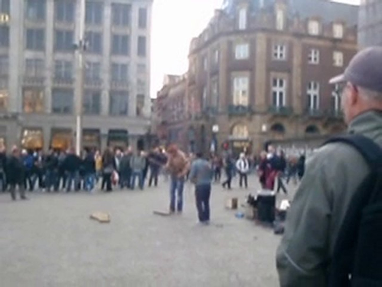 Street Musicians- Amsterdam
