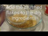 Awesome Peanut Butter Cornflake Cookies w/ Secret Ingredient