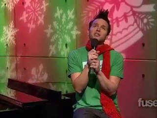 Ben Folds and Mark Hoppus Wish You a Merry Christmas...You B