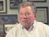 William Shatner On The Star Trek Books : Is it difficult to develop new 'Star Trek' projects?