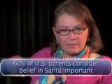 Roseanne On The Holidays : Should children believe in Santa Claus?