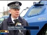 Neige : les conseils de la préfecture de police