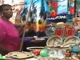 Bahamas market outside Atlantis, Paradise Island Bahamas