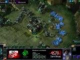 SarenS vs MoMaN 3/5 - Starcraft 2 - Demi eOSL Winter '10