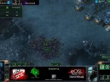 SarenS vs MoMaN 4/5 - Starcraft 2 - Demi eOSL Winter '10