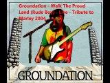 Reggae Bob Marley Groundation - Dr.Dre Reggae Hip-hop - Drum