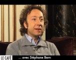 """Stéphane Bern : """"J'ai toujours été un gamin insolent"""""""