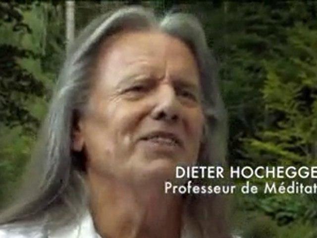 3/6 Lumière - Dieter Hochegger - Professeur de Méditation
