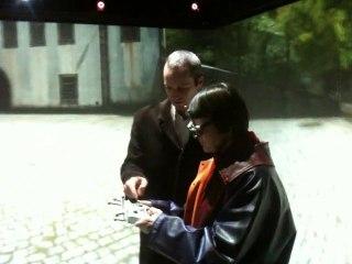 Centre réalité virtuelle, APRV, Clermont-Ferrand