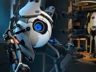 Trailer co-op de Portal 2