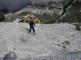 Ptite session ski chez moi mdr juste pour le delire
