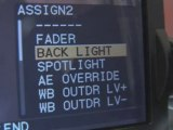 """Camcorder Features : What does the """"backlight"""" function on my camcorder do?"""