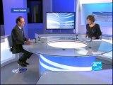 François Hollande invité politique de France 24