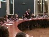 Conseil municipal d'enfants Dommartin