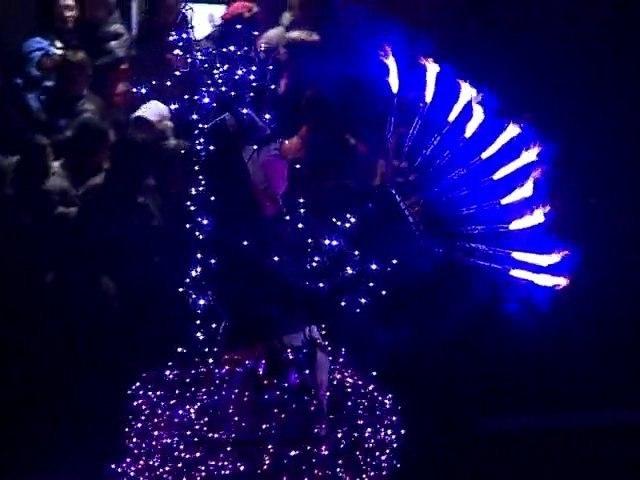 Drôles de Noëls 2010 : spectacle d'ouverture