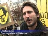 """Manifestation pour dénoncer les """"Assises contre l'islamisation"""""""