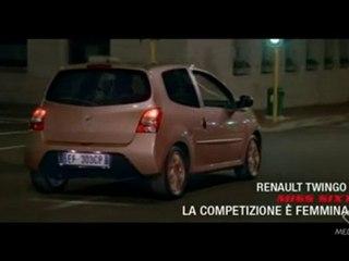 Renault Twingo - TV Spot 2010 - www.spotvisor.com
