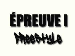 FREESTYLE EOW France 2010 Point FMR @ Paris hiphop