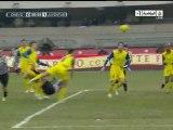Chievo 1 - 1 Juventus (19/12/2010): le but de Quagliarella