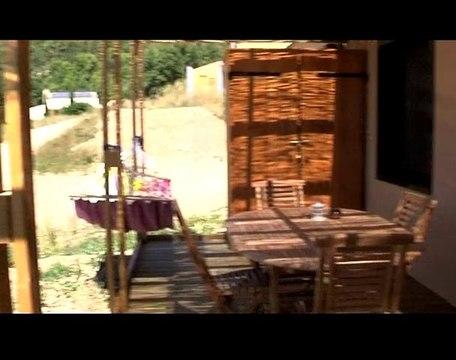 Gîtes écologiques Les Granges en Luberon Haute Provence