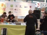 Salon du blog culinaire 3 : Démonstrations au marché