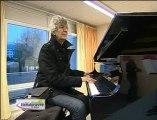 Concert de Jacques Higelin à Vandœuvre