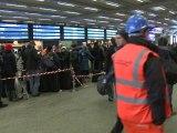 Des heures d'attente pour l'eurostar à Londres, sans garantie