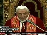 Este fue mal año para la Iglesia por escándalos, admite el