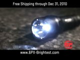Q: What is the Brightest Flashlights? A: 6PX Tactical