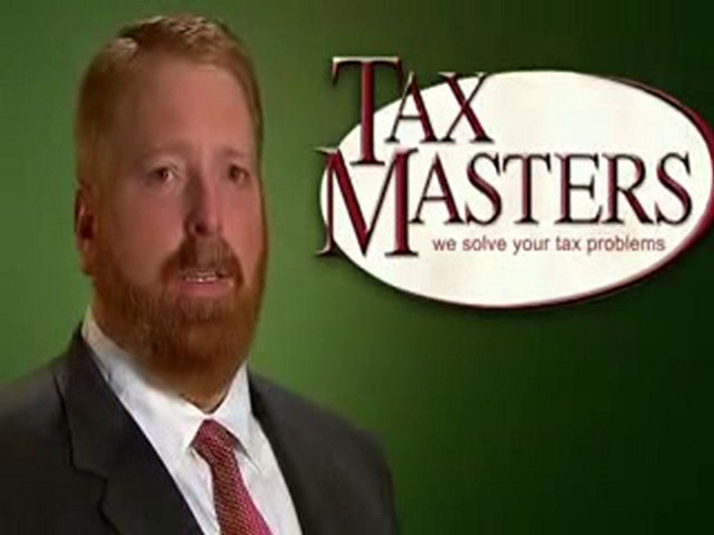 Tax Masters Commercial-Stop Wage Garnishment with TaxMasters