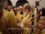 Молебен в день памяти святителя Николая Чудотворца. 19.12.20