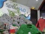 Spélé-H2O : La Maquette du Cycle de l'Eau