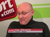 H-Cup : Analyse d'avant-match 4ème journée par Bernard Lapor