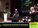 Michael Dodds - Congrès du tourisme en Bretagne - partie 3