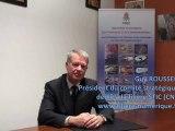 Guy Roussel - Programme comité strategique de filière STIC