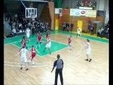 LFB 2010-2011 - J11 Challes Basket Vs Villeneuve d'Ascq L.M.
