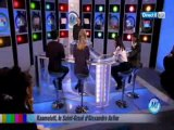 Alexandre Astier tacle QVEMF chez Morandini