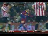 Pique Chance vs Athletic Bilbao Copa Del Rey