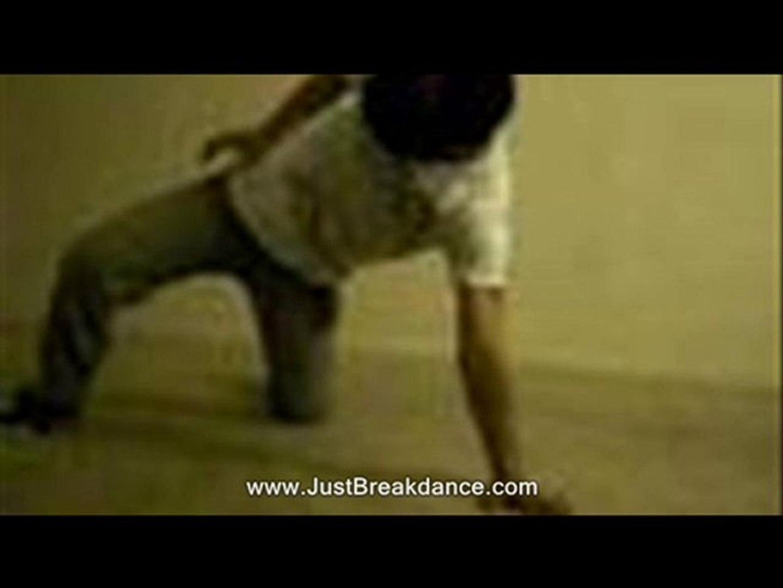 popping breakdance full tutorials
