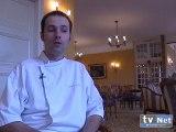 "Grégory Vallet ""Chef""    Restaurant du lion d'Or Vézelay"