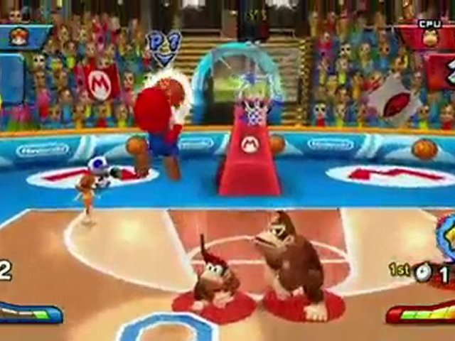Mario Sports Mix – teaser US