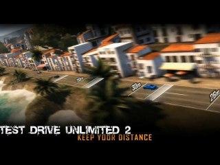 Multiplayer de Test Drive Unlimited 2