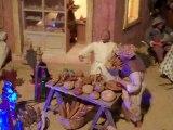 Des santons de provences...et des crèches de Noël