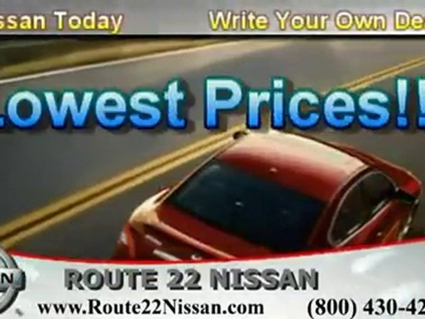 Route 22 Nissan >> Nissan Maxima New Jersey From Route 22 Nissan