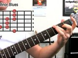 E Minor Blues Scale - Guitar Lesson (For Blues, Rock, ...