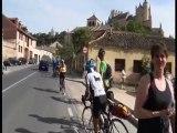 Voyage de Bordeaux Madrid avec Vélo Québec