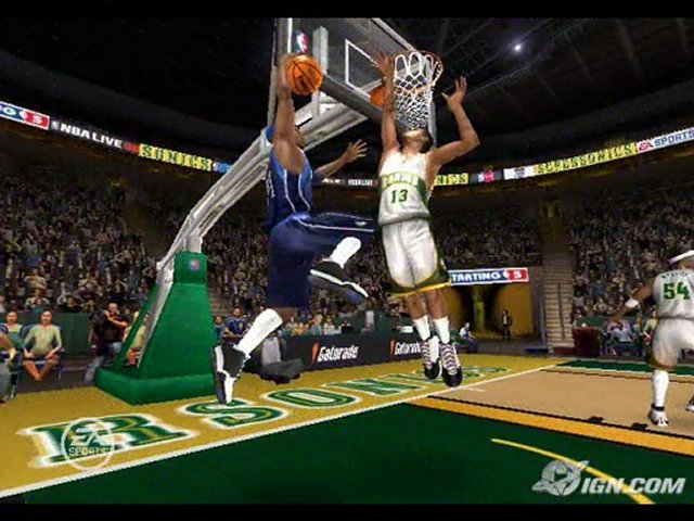 NBA Live 2008, Forum & Games, Discussions, Cheat & News