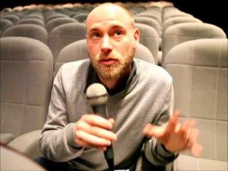 """Interview """"Rencontres du 3è Type"""" Cinémathèque de Toulouse"""