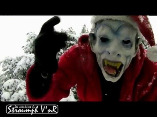 Stroumph V'nR vol°13_Stroumph Noël